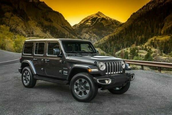Jeep Wrangler Diesel