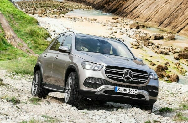 2020 Mercedes-Benz GLE Crossover