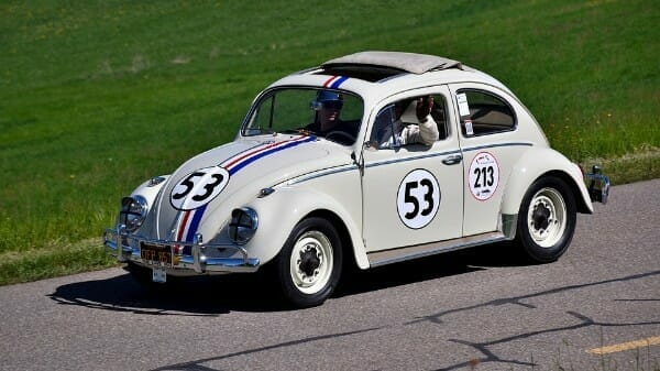Herbie - VW Beetle