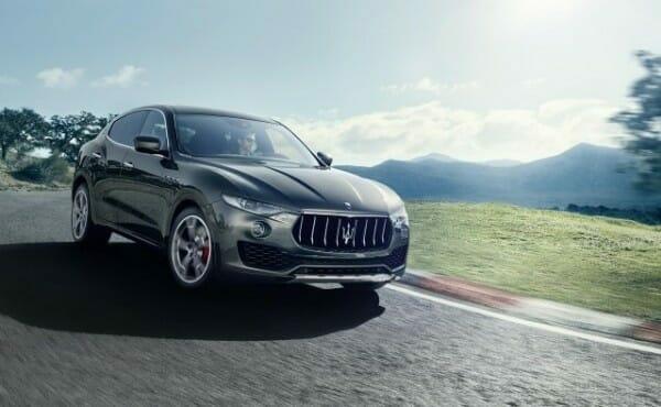 Maserati plug-in lineup