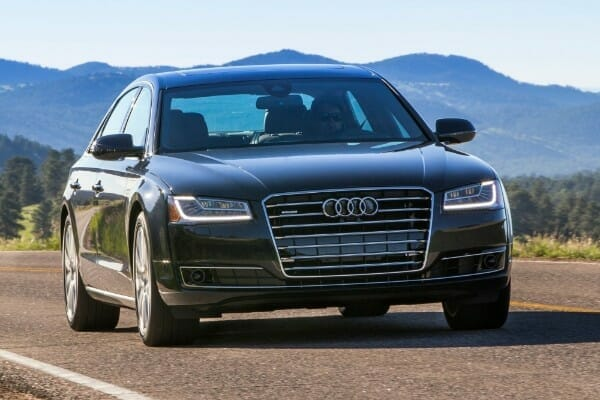 Audi diesel emission cheating