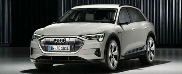 2019 Audi e-Tron Quattro - 2018 Orange County Auto Show