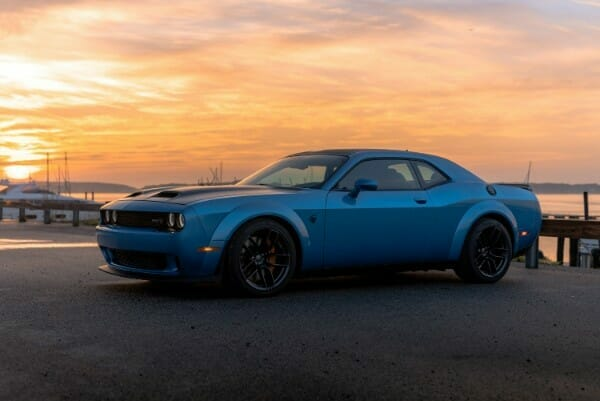 Dodge Challenger SRT Hellcat Redeyes
