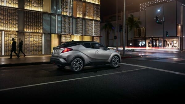 2019 Toyota CH-R - right side view