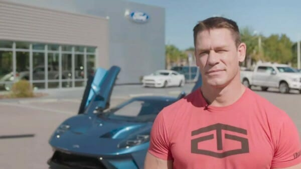 John Cena's 2017 Ford GT