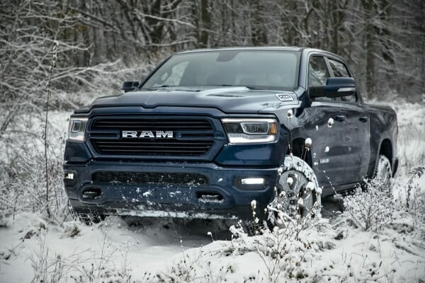 Ram 1500 North Edition