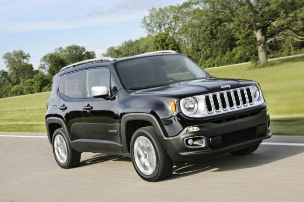 2018 Jeep Renegade - Recall