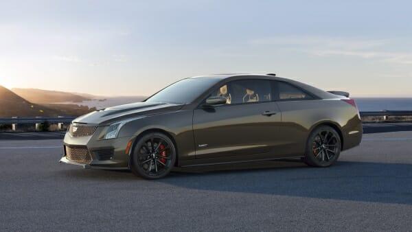 2019 Cadillac ATS-V - Pedestal Edition