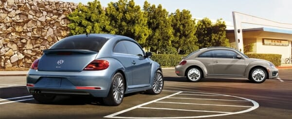 2019 Volkswagen Beetle - right side view