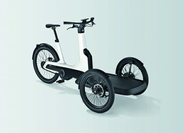VW Cargo e-Bike