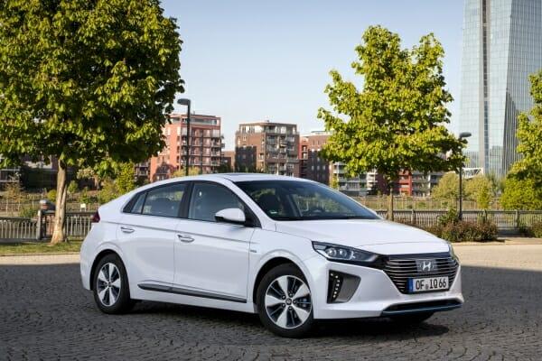 2018 Hyundai Ioniq Electric - EV