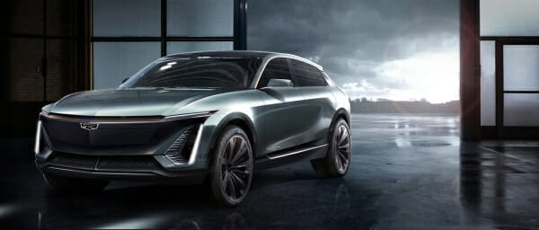 Cadillac electric SUV