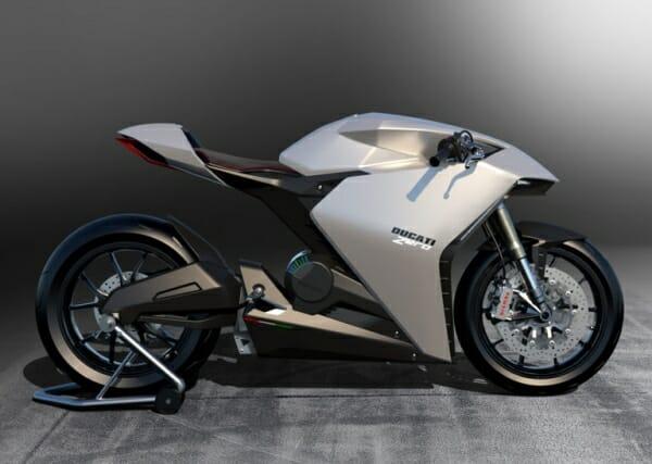Electric Ducati