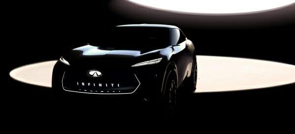 Infiniti Electric SUV - 2019 Detroit Auto Show