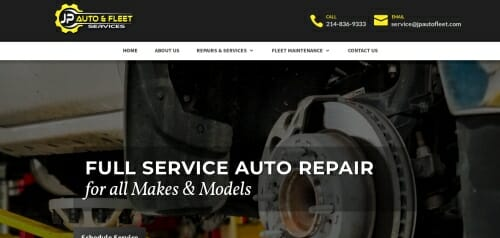JP Auto & Fleet Services