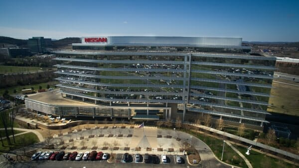 Nissan North America U.S. Headquarters - Tennesse