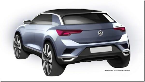 VW T-Rug