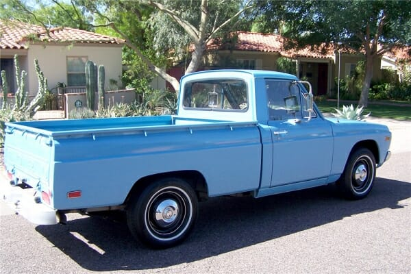 Ford Ranger history