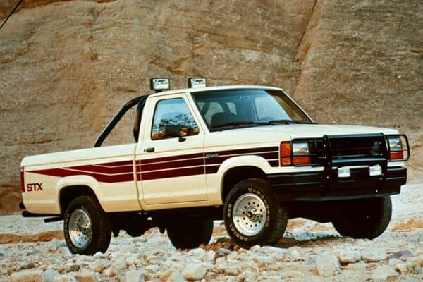 1990 Ford Ranger STX