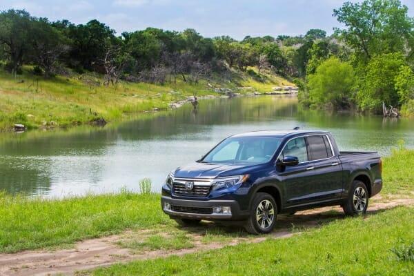 Honda Ridgeline recall