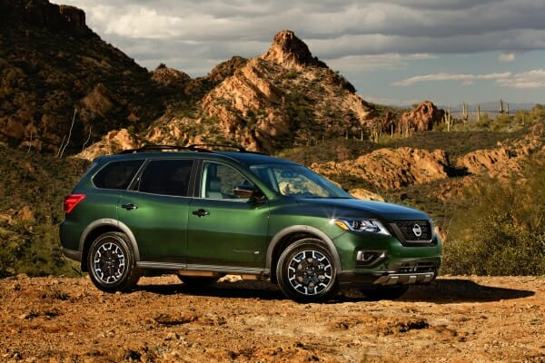 2019 Nissan Pathfinder - Rock Creek Edition