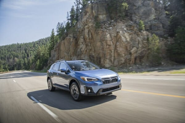 2019 Subaru Crosstrek - right front view