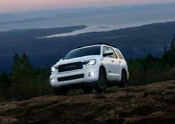 2020 Toyota Sequoia - TRD Pro