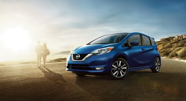 2019 Nissan Versa Note - left front view