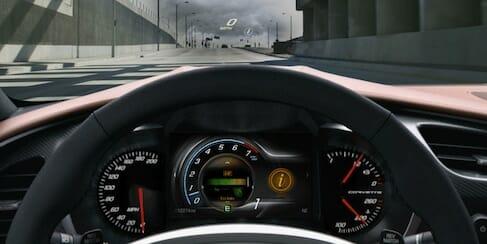 Corvette Eco Mode