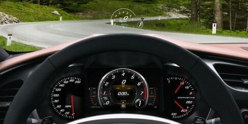 Corvette Sport Mode