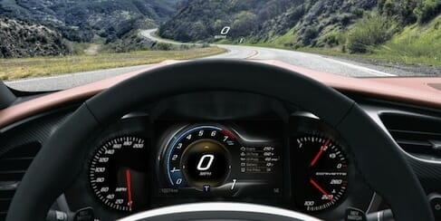 Corvette Tour Mode