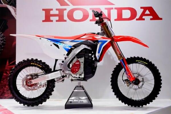 Electric CRF450 bike