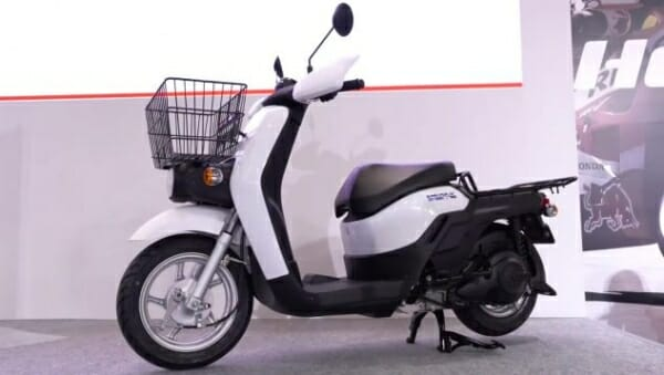 Benly electric scooter