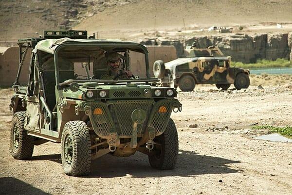 military surplus trucks