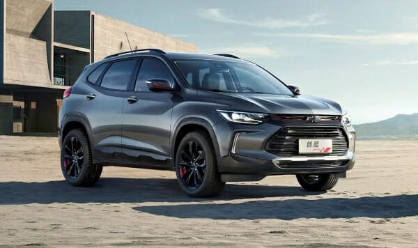 2020 Chevrolet Trailblazer