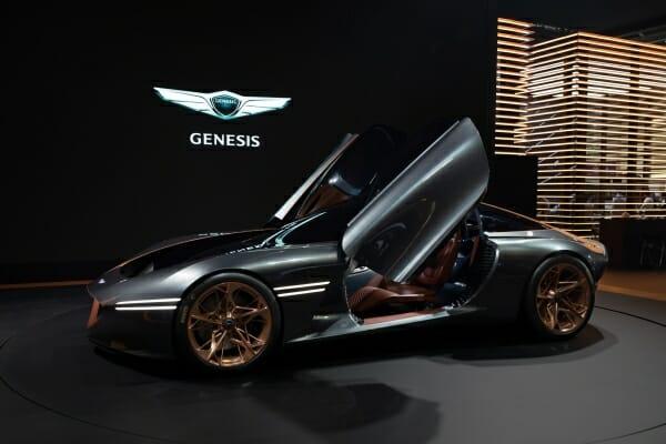Genesis Essentia EV Coupe