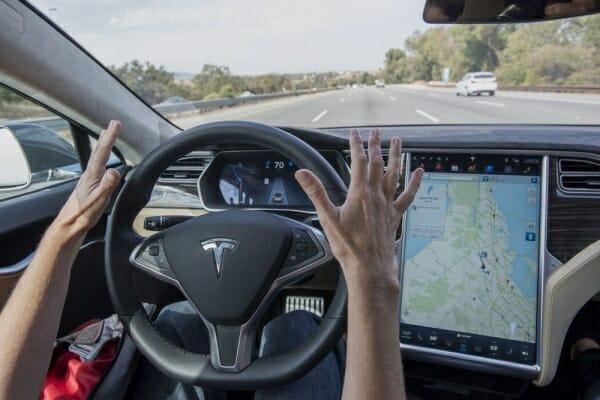 trick Tesla AutoPilot