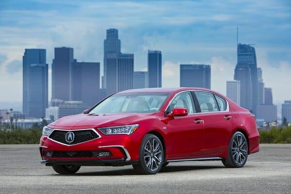 2019 Hybrid car lineup
