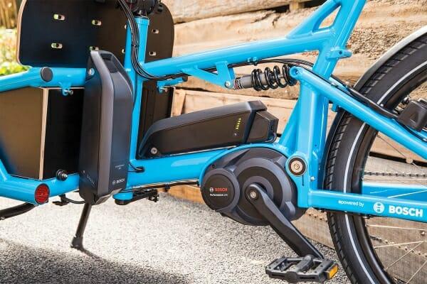 Bosch 2020 eBike motors