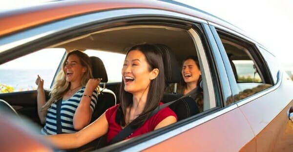 zipcar car sharing app