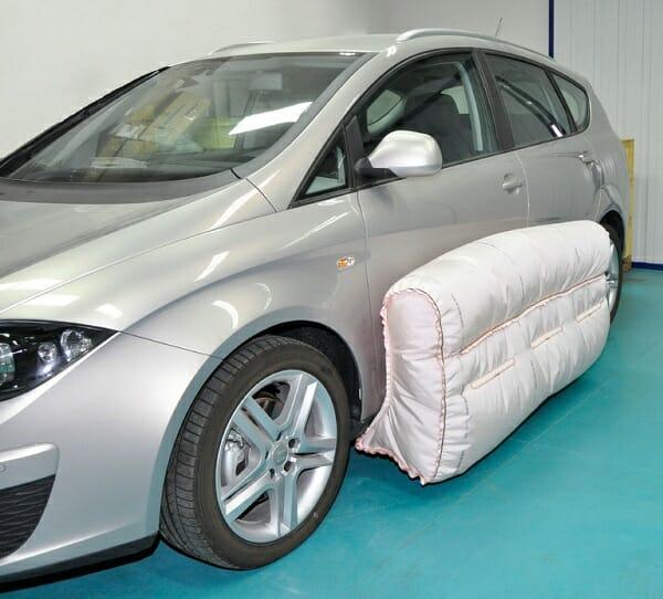 external airbags