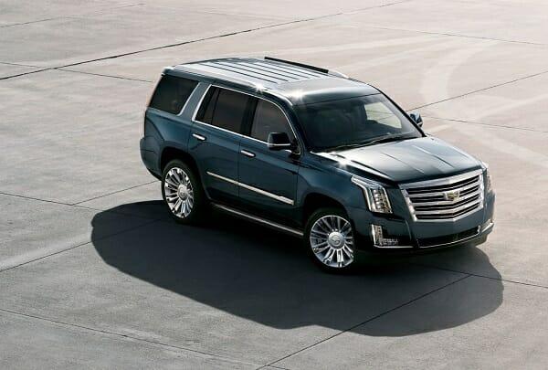 2019 Cadillac Escalade - Cadillac Escalade EV