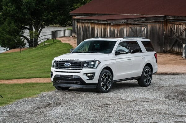 2019 - 2020 Ford Expedition