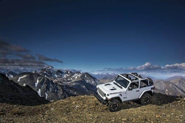 2019 - 2020 Jeep Wrangler Order