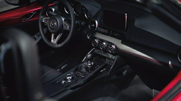 2019 Mazda MX-5 Miata Interior