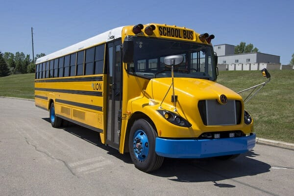 All-Electric School Buses