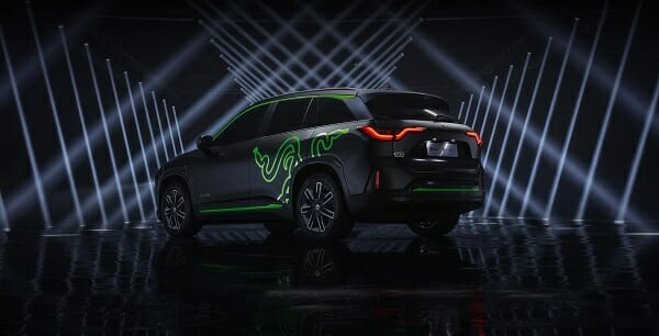 Razer Electric SUV