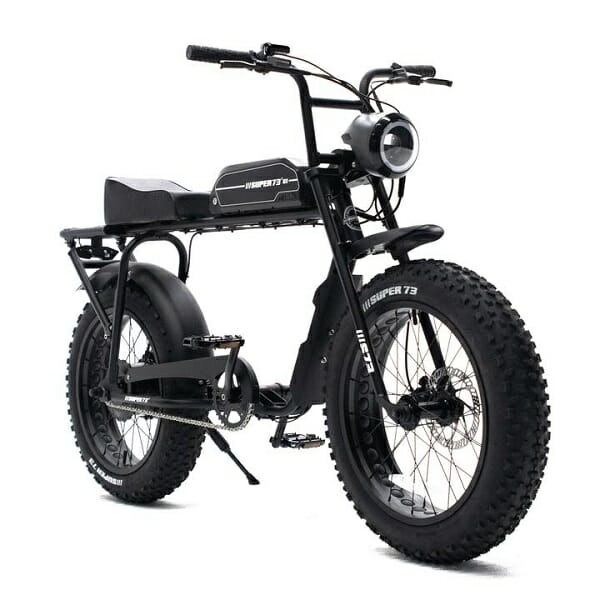 Super 73-S1 electric bicycle