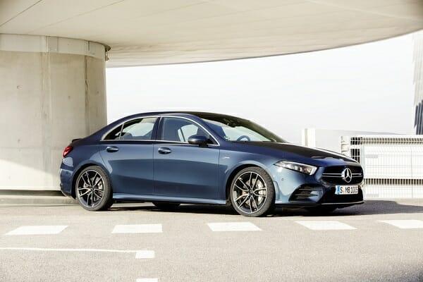 2020 Mercedes AMG A 35