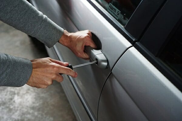 most stolen cars